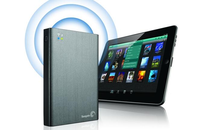 Seagate lanza Wireless Plus para almacenamiento externo