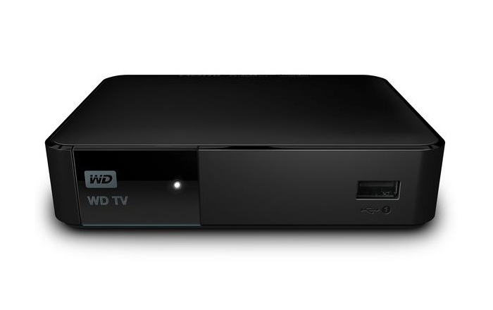 WD TV Personal Edition Media Player lanzado por Western Digital