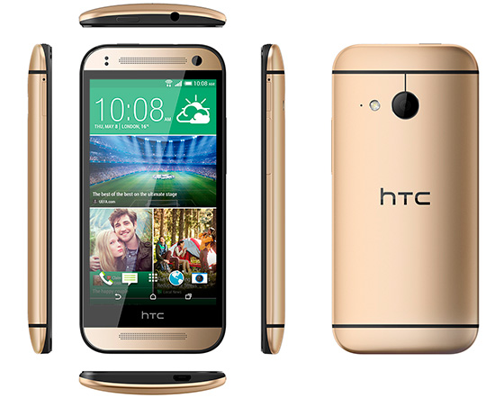 El HTC One Mini 2 se anuncia de manera oficial