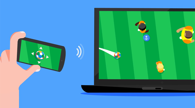Kick With Chrome te deja seguir con la fiebre de la Copa Mundial