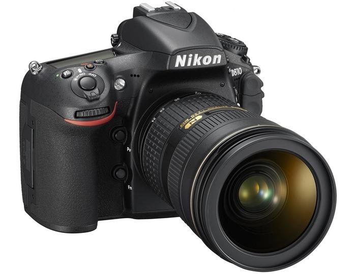 Nikon lanza su nueva Cámara SLR D810 con sensor de 36,3 megapíxeles