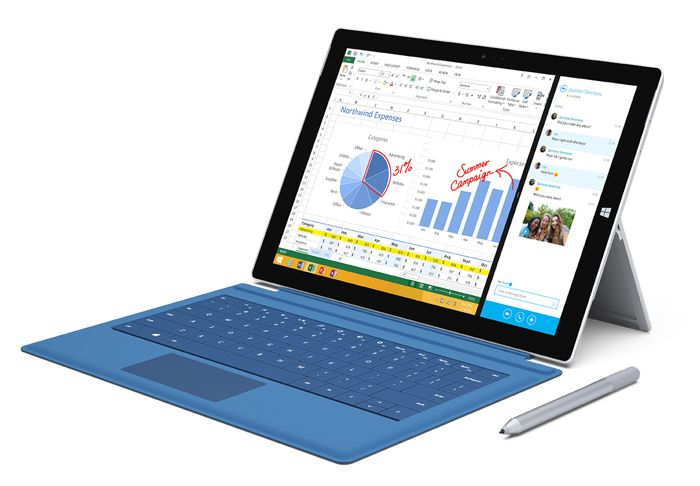 Microsoft Surface Pro 3 tiene nuevo spot publicitario