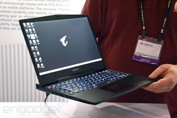 Gigabyte Aorus X3 anunciada como la portátil para juegos más liviana y delgada