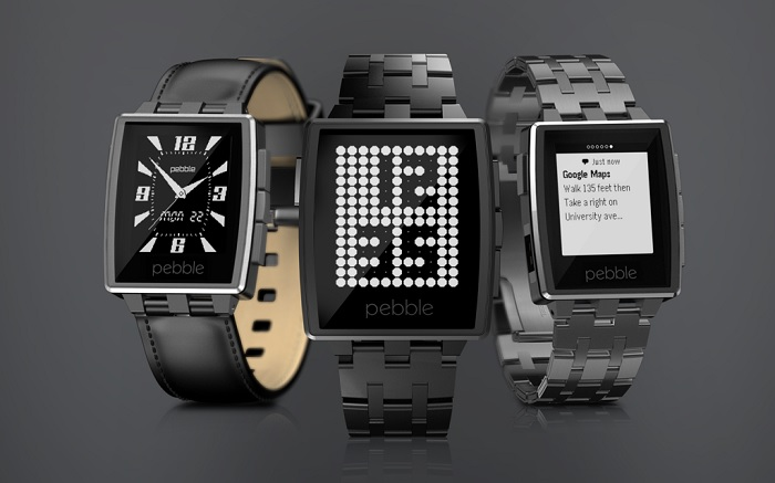 Pebble Steel Smartwatch llega a Best Buy