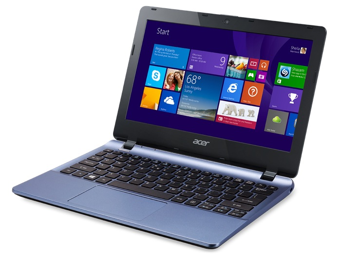 Laptops Acer Aspire E11 y V11 ahora disponibles