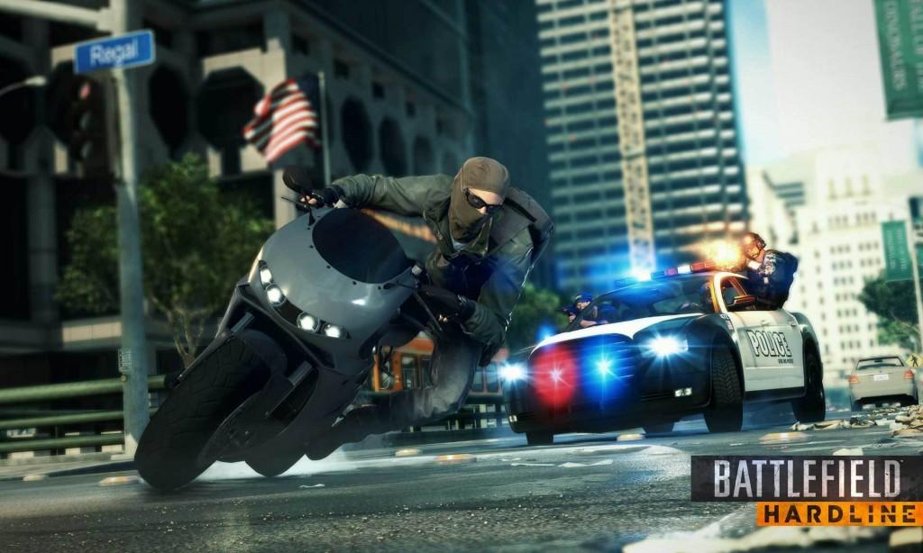 Se posterga el lanzamiento de Battlefield: Hardline hasta el 2015