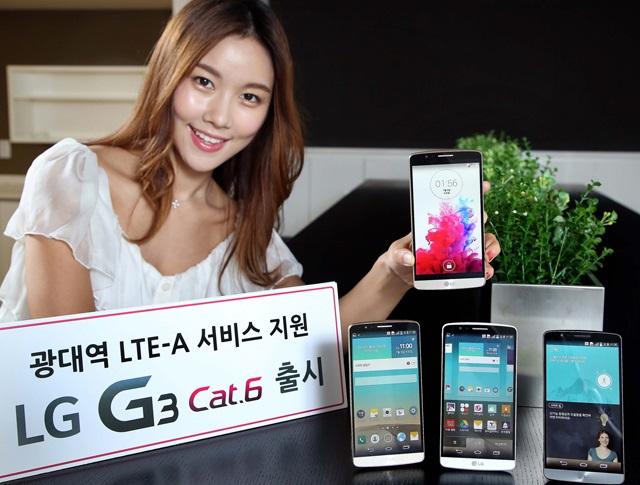 LG G3 Cat 6
