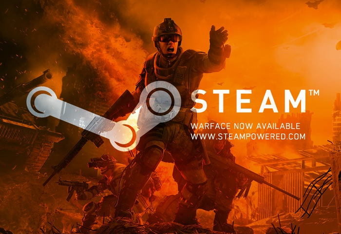 Warface-Steam