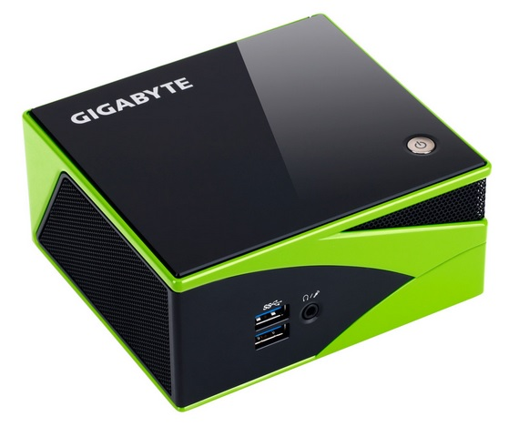 Gigabyte añade unos potentes gráficos GeForce GTX 760 a su Mini PC BRIX Gaming