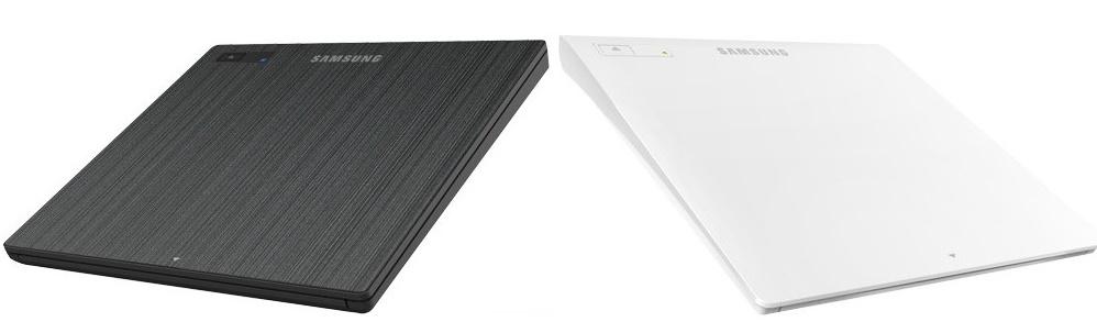 Samsung presenta dos Grabadoras de DVDs externas para Ultrabooks