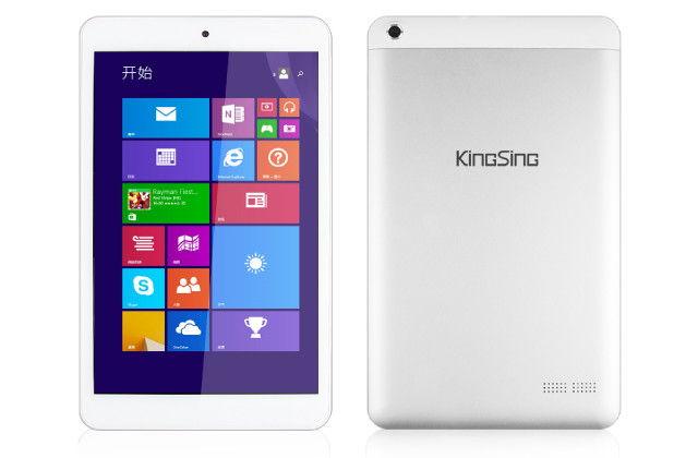 Tablet Kingsing W8 trae Windows 8.1 a bajo precio