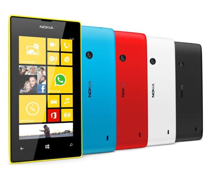 Nuevo Nokia Lumia