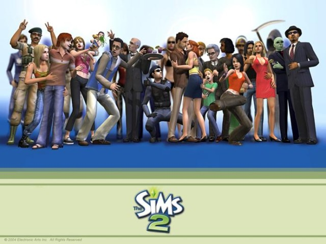 sims 21 640x480 EA regala The Sims 2 Ultimate Collection