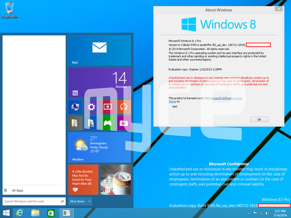 windows 9 Microsoft | Habrá dos actualizaciones para Windows 8.1 antes de que llegue Windows 9