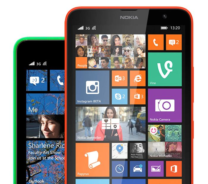 Dispositivos Lumia obtienen actualización a Windows Phone 8.1