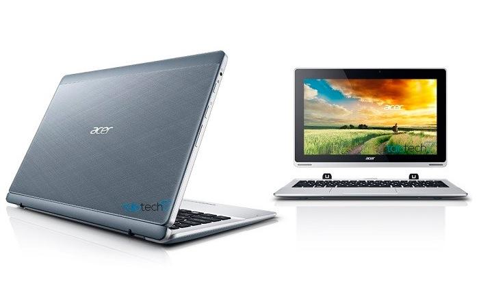 Acer Aspire Switch de 11.6 pulgadas en desarrollo