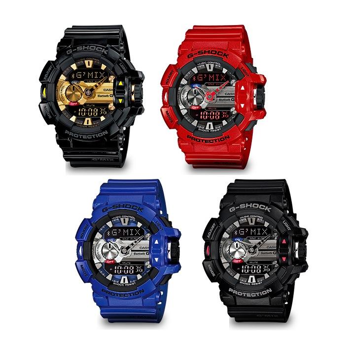 Reloj Casio GBA-400 G-Shock develado