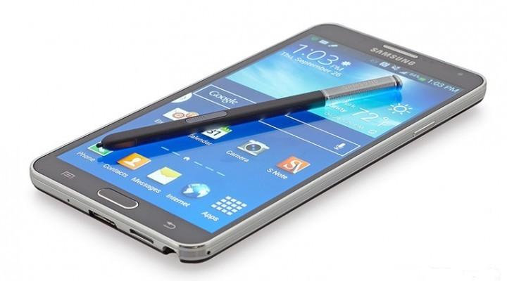 El Samsung Galaxy Note 4 se deja ver en AnTuTu