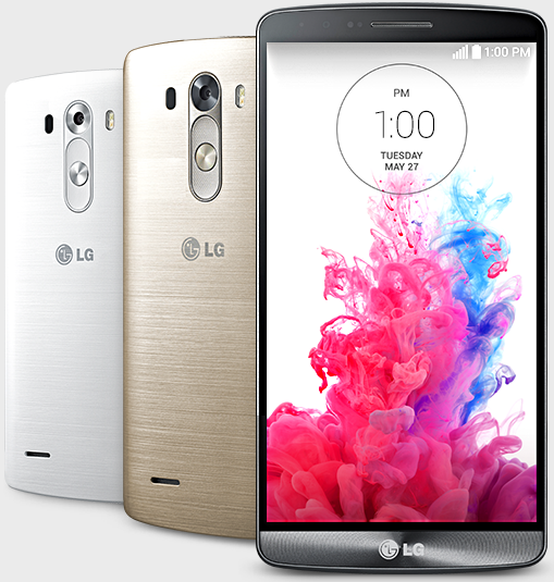 El LG G3 llegará en septiembre a la Argentina