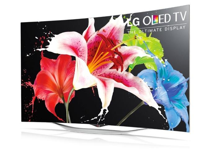 LG OLED TV de 55 pulgadas 1080p lanzada