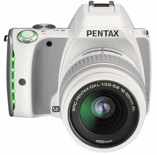 Ricoh anuncia su nueva cámara Pentax K-S1
