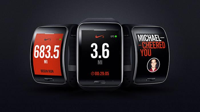 Nike+ Running App Anunciada para Samsung Gear S