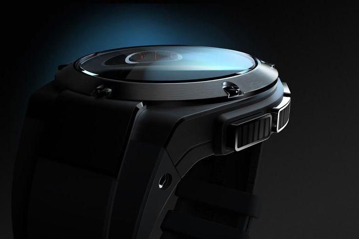 HP Smartwatch visto por primera vez