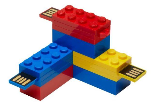 Flash Drives PNY LEGO USB ofrecen una pizca de creatividad
