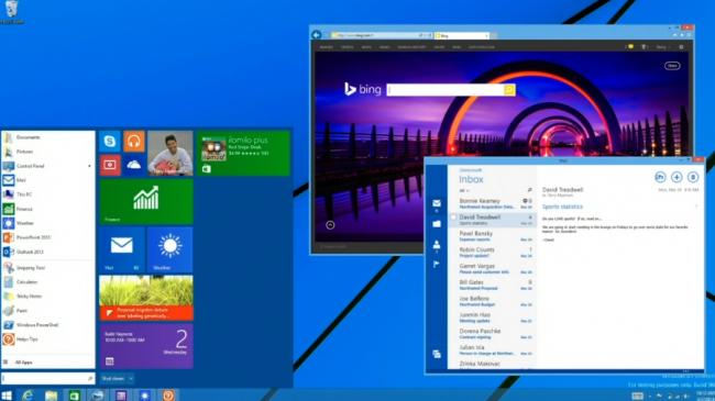 Microsoft presentaría Windows 9 el 30 de septiembre