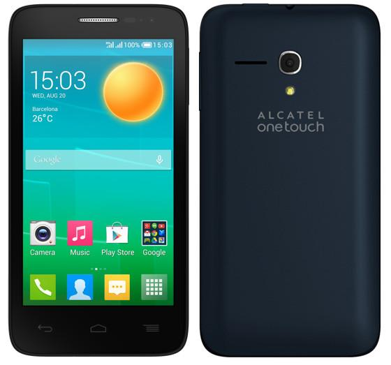 Alcatel presenta su smartphone One Touch Pop D5