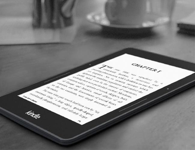 Amazon libera su nuevo eReader Kindle Voyage