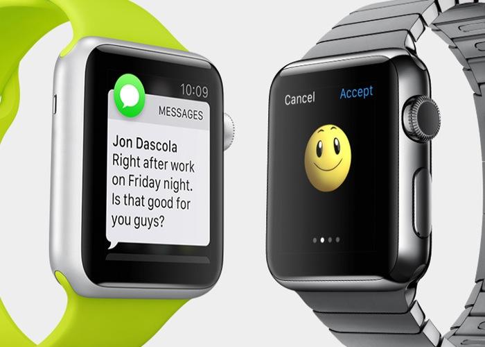 Nuevo Apple Watch presentado oficialmente