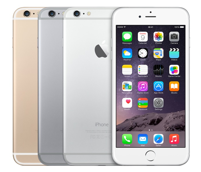 iPhone 6 Plus agotado, recibe número récord de pedidos anticipados