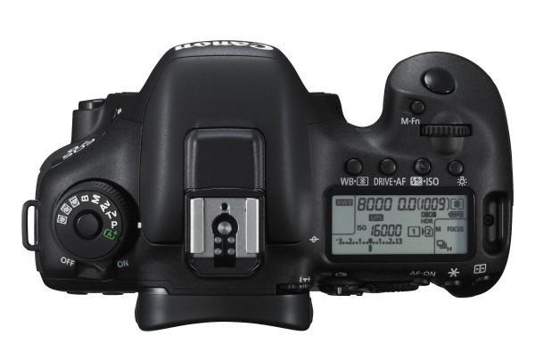 Canon 7D Mark II -