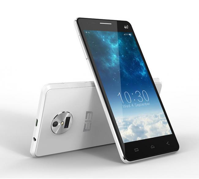 Smartphone Elephone P3000S presentado con interesantes especificaciones