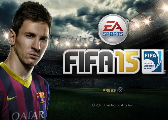 FIFA 15 tiene tráiler oficial antes de su lanzamiento