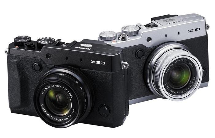Fujifilm X30 disponible el próximo mes