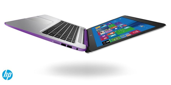 Laptop HP Stream con AMD presentada oficialmente