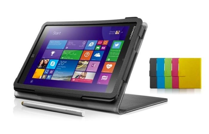 Tablet Lenovo Miix 3 con Windows 8 develada