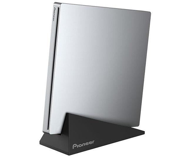 Pioneer BDR-XU03J podría ser más el Blu-Ray USB más delgado del mundo