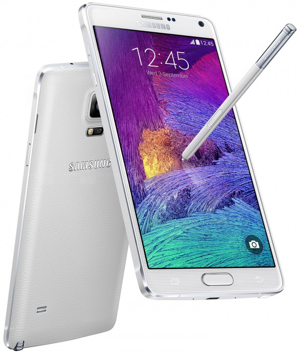 Samsung Galaxy Note 4 presentado oficialmente