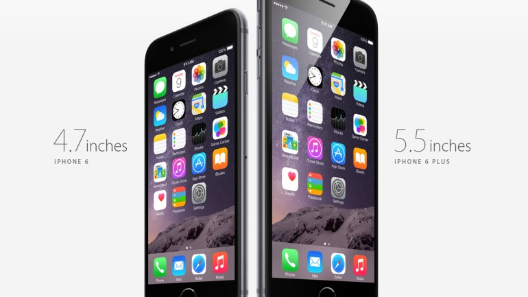 Las seis virtudes del iPhone 6