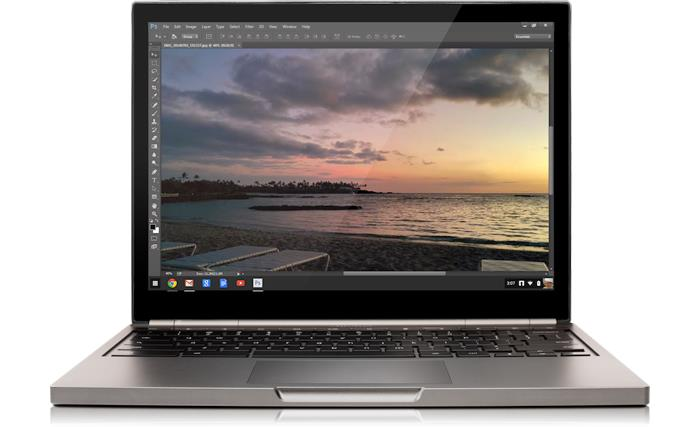 Adobe Photoshop llegará pronto a Chromebooks