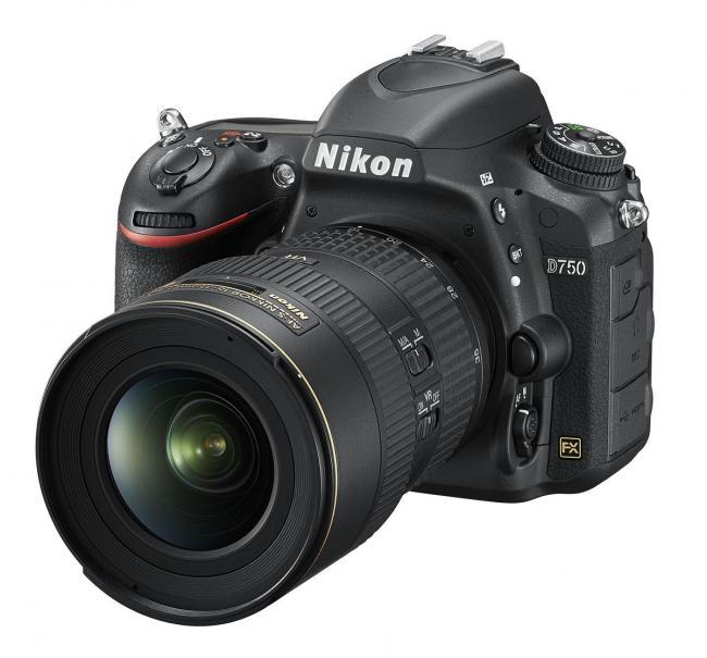 Nikon presenta su nueva cámara Full Frame D750