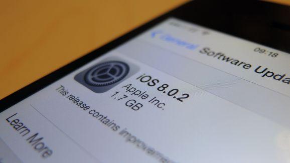 iOS 8 0 2