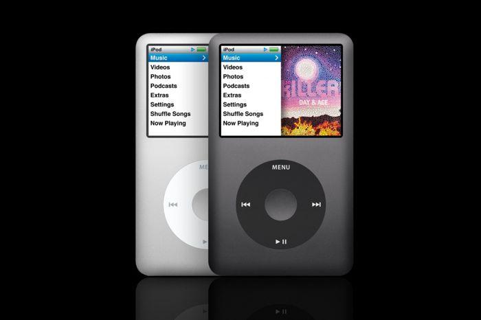 ipod classic Apple da de baja el iPod Classic