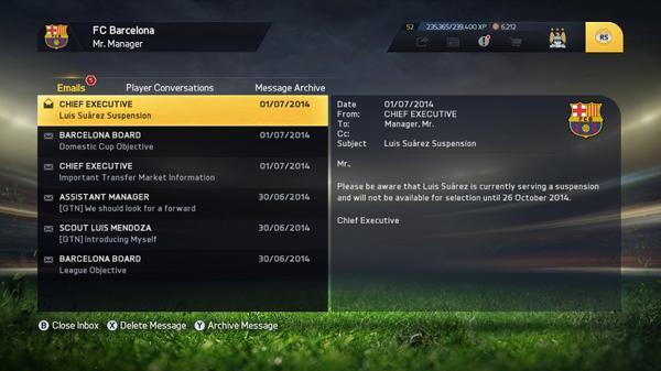 El Ban a Luis Suárez extiende a FIFA 15