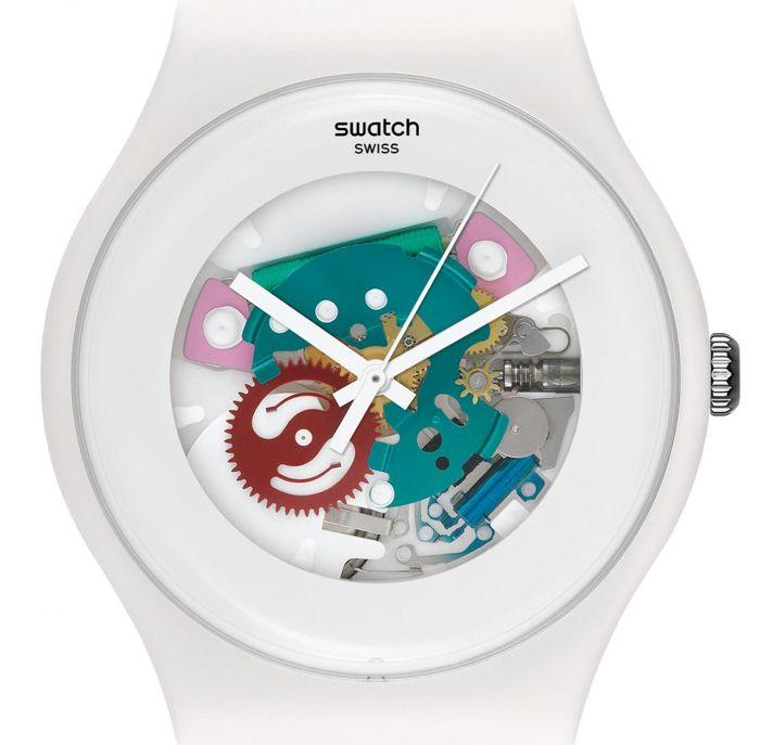 SmartWatch Swatch llega el próximo invierno