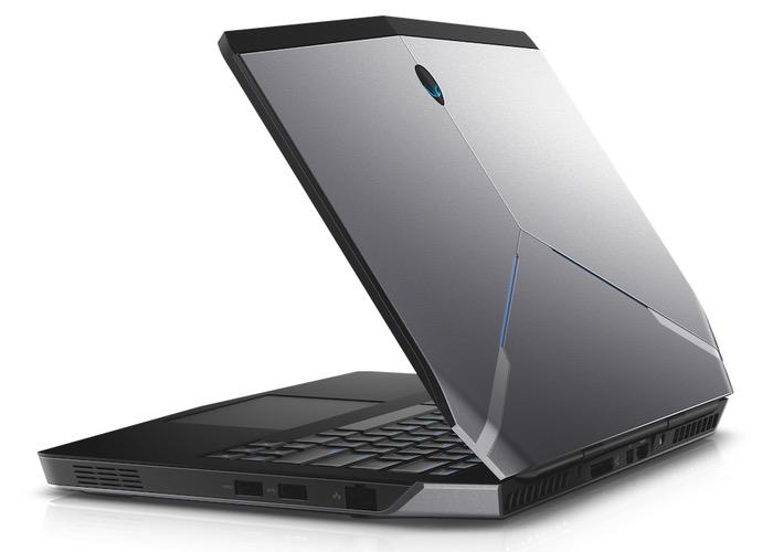 Laptop para juegos Alienware 13 Lanzada