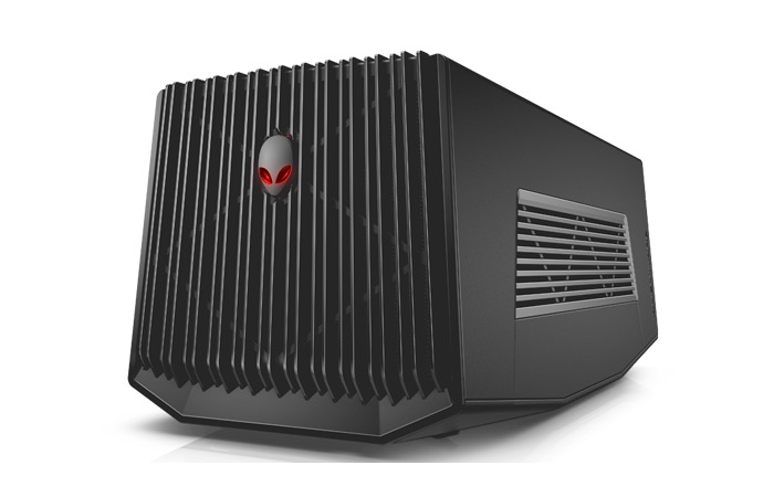 Alienware Graphics Amplifier es un dock que te permite utilizar una GPU con la notebook
